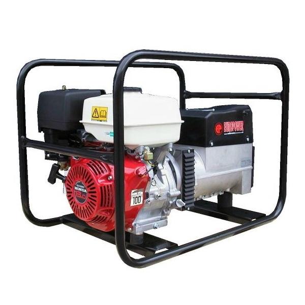 Генератор бензиновый Europower EP 200 X 3X230V для ж/д в Плавске