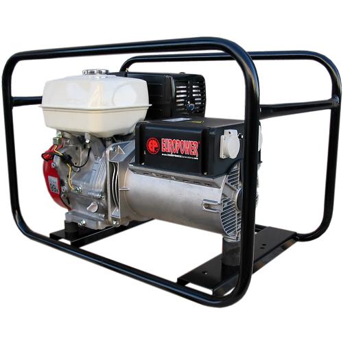 Генератор бензиновый Europower EP 6500 T 3X230V для ж/д в Плавске