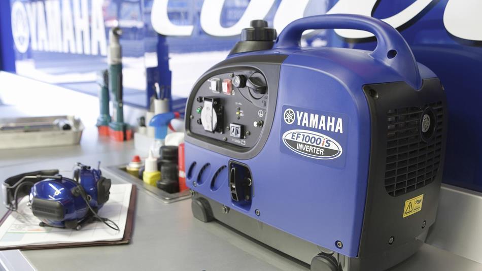 Генератор Yamaha EF1000 в Плавске