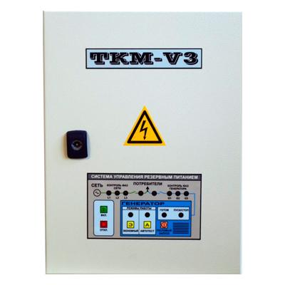 Автоматика ТКМ-V3 с ИУ3с + ПБ3-10 (EG5500) в Плавске