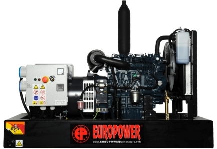 Генератор дизельный Europower EP 163 DE в Плавске