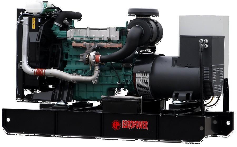 Генератор дизельный Europower EP 315 TDE в Плавске