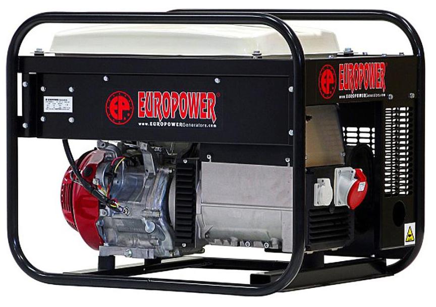 Генератор бензиновый Europower EP 6500 TLN в Плавске