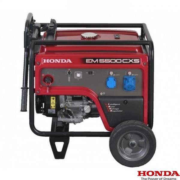 Генератор Honda EM5500 CXS 1 в Плавске